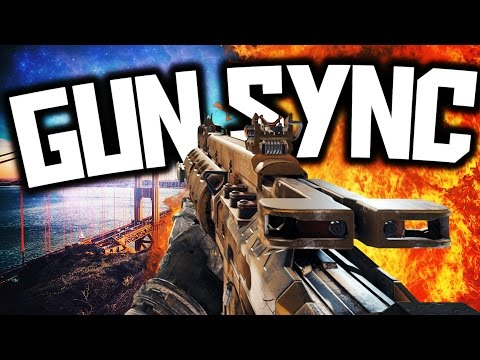 GUN SYNC - 싫어 | 4MINUTE ft. Skrillex