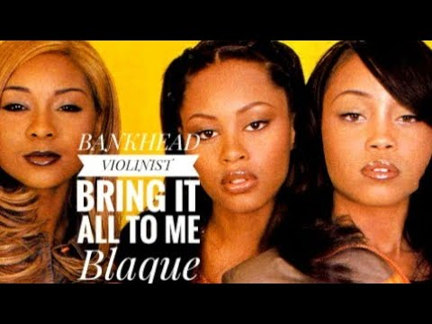 Bring It All To Me Blaque BANKHEAD VIOLINIST ( Violin Cover ) Bring It All To Me Cover ( 2018 )