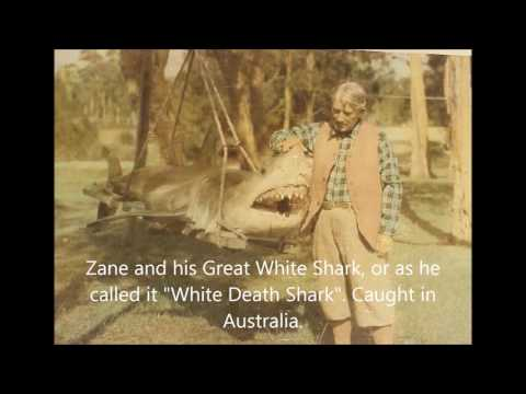 Vintage Fishing - Zane Grey
