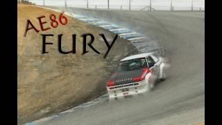 Assetto Corsa Online - AE86 Fury!