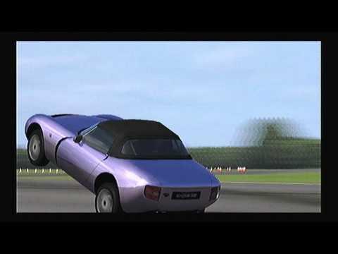 Gran Turismo 5 Wheelie setup TVR Griffith