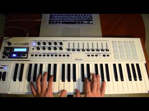 Alesso - I Wanna Know ft. Nico & Vinz (Tuto Piano)