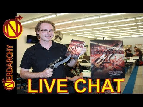 D&D, Fantasy, and Sci-Fi with Seth Skorkowsky- Nerdarchy Live Chat #155