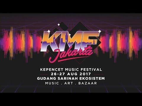 OM Pengantar Minum Racun - Mengadili Persepsi LIVE di Kepencet Musik 2017