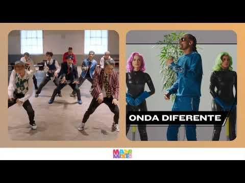 Shine Diferente (Pentagon vs. Anitta, Ludmilla)