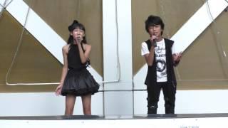 Resonance 『加藤ミリヤ×清水翔太 / Sakura Melody』 @ crystal rainbow party vol.2 あべのルシアス 2016/07/17