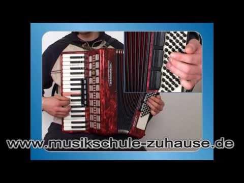 Akkordeon spielen lernen für Anfanger from YouTube · Duration:  5 minutes 28 seconds