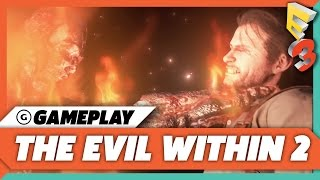 The Evil Within 2 - Official Gameplay Trailer | E3 2017