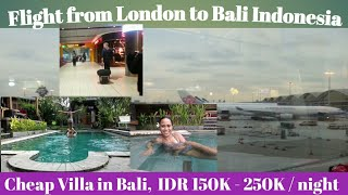 #2 Travel Video 2018 || From London to Bali ||