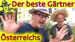 Der geilste Gärtner Österreichs: Rigotti besucht Severin von Garteln.com in seinen Glashäusern.