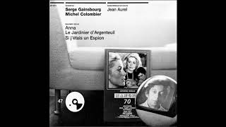 Serge Gainsbourg & Michel Colombier - Roller Girl
