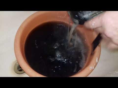 Промывка печного радиатора кротом в домашних условиях