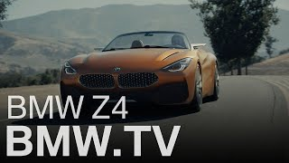 Das BMW Concept Z4. The Roadster. thumbnail