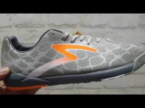 Sepatu Futsal Specs Accelerator Fury IN 2017 Grey