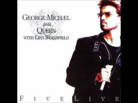 George Michael and Queen with Lisa Stansfield (Live) - Calling you