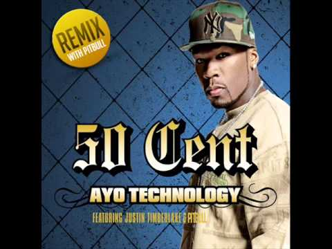 """50 Cent feat. Pitbull, Justin Timberlake - """"Ayo Technology"""""""