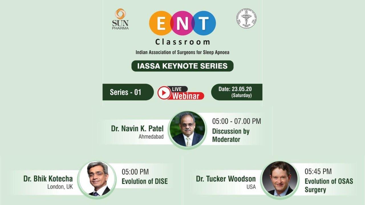 Iassa Keynote series 1 23 05 2020