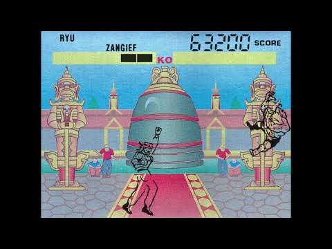 Street Fighter II (Handheld) - Mess 0.193 - Shortplay