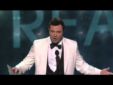 64th emmy awards   seth macfarlane