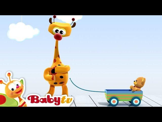 Giraffe Rap | BabyTV