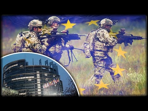 BRUSSELS PLANS FOR EU ARMY TO MILITARIZE SPACE DESPITE OBJECTIONS