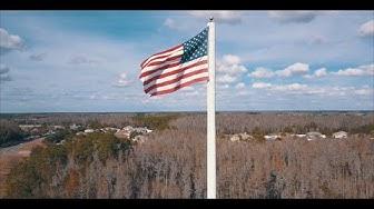 Ich liebe die USA Flagge!