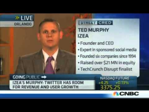 Ted Murphy on CNBC