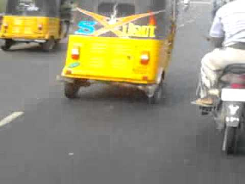 Auto Race In Chennai Youtube