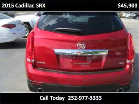 2015 cadillac srx used cars rocky mount nc youtube. Black Bedroom Furniture Sets. Home Design Ideas