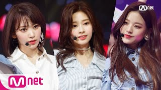 Cover images [IZ*ONE - La Vie en Rose] Debut Stage | M COUNTDOWN 181101 EP.594