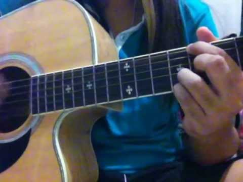 Realize by Colbie Caillat (Acoustic Guitar Cover)
