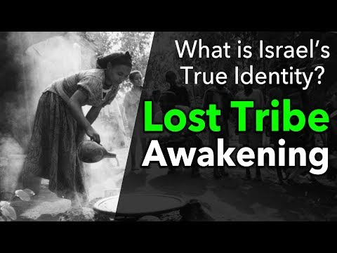 The Awakening Of The Lost Tribes Of Israel (Lost Souls)