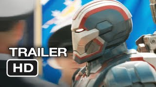 iron man 3 official trailer 2013 marvel movie hd