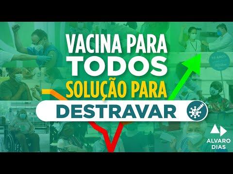 A vacinação pode destravar o Brasil