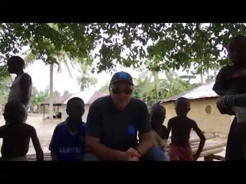 MC BRILLIANT in SIERRA LEONE