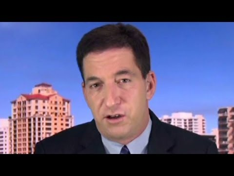 Glenn Greenwald reacts to winning Pulitzer Prize