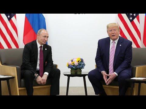 ترامب يؤيد عودة روسيا إلى مجموعة الثماني  - نشر قبل 2 ساعة