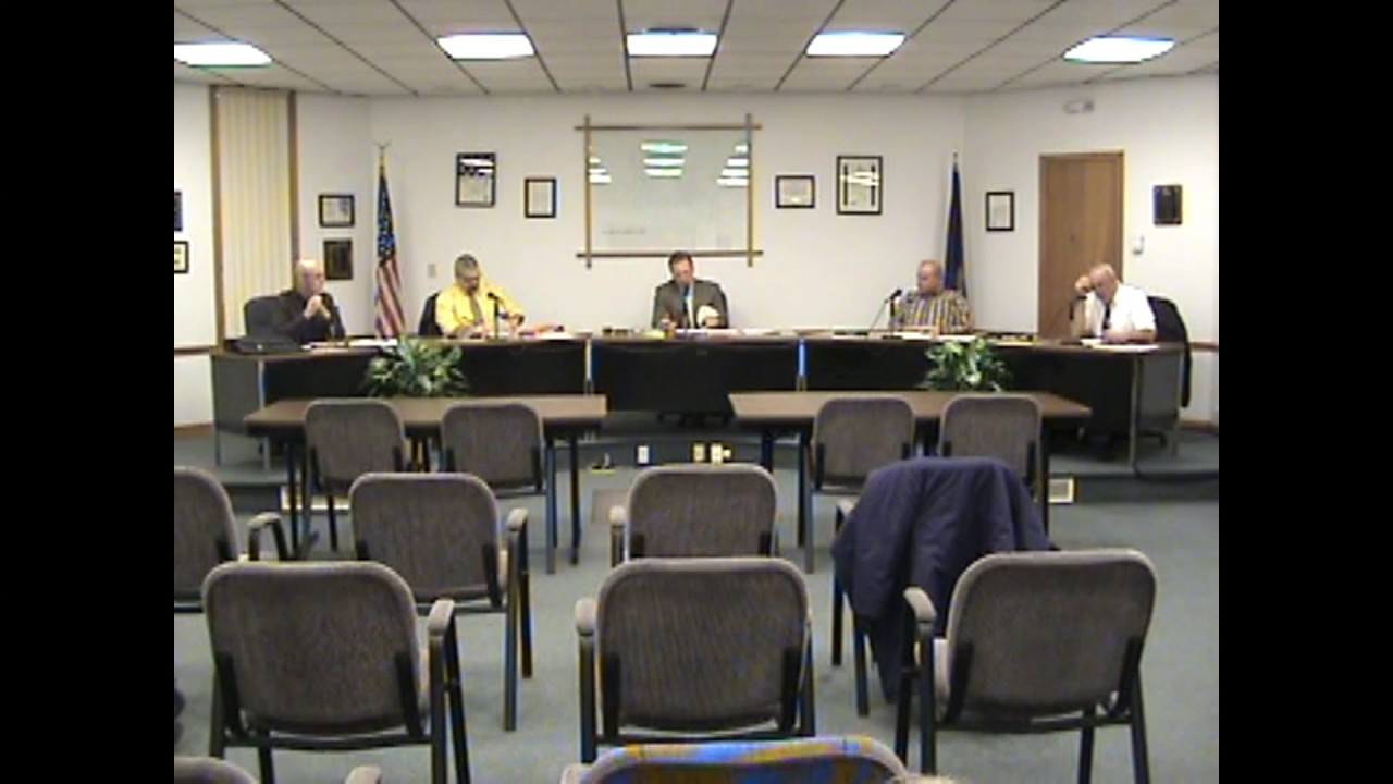 Rouses Point Village Board Meeting  2-6-17