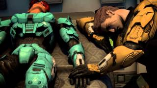 Repeat youtube video Losing Your Memory - Red Vs. Blue