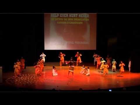 bhole tandav karte hain at tagore theatre