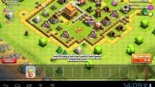Let's Play Clash of Clans eine Kanone #3(Deutsch)