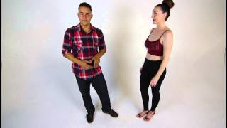 Salsa Dancing Walk-Through - 36 Movements(Follow these simple steps to learn basic elements of salsa dancing. Donate to Lucrative Pictures to support future content like this! PayPal: ..., 2013-08-08T15:46:37.000Z)