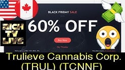 Trulieve Cannabis Corp (TRUL) (TCNNF) Florida Cannabis Revenue Grows 739% in Q3 to $28.3 Million