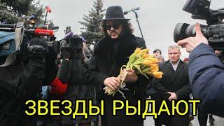 СКОНЧАЛСЯ НАРОДНЫЙ АРТИСТ РОССИИ