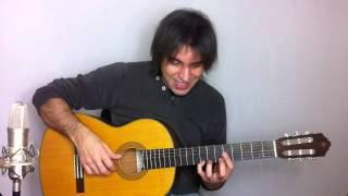 CL001 - Cómo tocar el Romance Anónimo (1/2) primer mov.en Mi menor - Miguel Rivera
