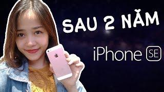 Cháo Thỏ trải lòng về iPhone SE mua của Vinh Xô