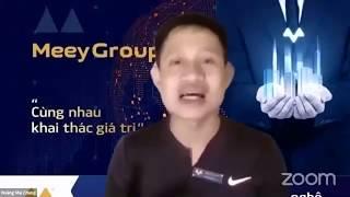 TALKSHOW LẬP NGHIỆP CÙNG MEEY LAND GIỮA CEO HOÀNG MAI CHUNG VỚI ĐẠI DIỆN 3 MIỀN