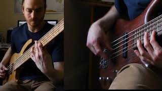 Eric Cooper - Eleanor Rigby Bass Cover