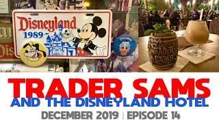 EP14   Trader Sams    Disneyland Hotel   🍸 🍹 Strong Drinks and Boozy Shopping 🍹 🛍