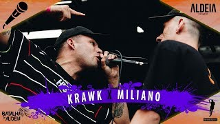 Krawk x Miliano (MS) | INTERESTADUAL ll | Barueri | SP